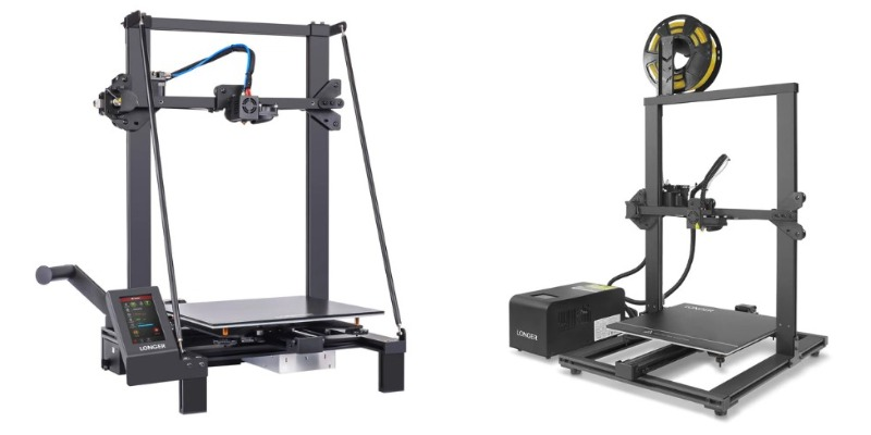 Longer LK4 3D Printer с алиэкспресс