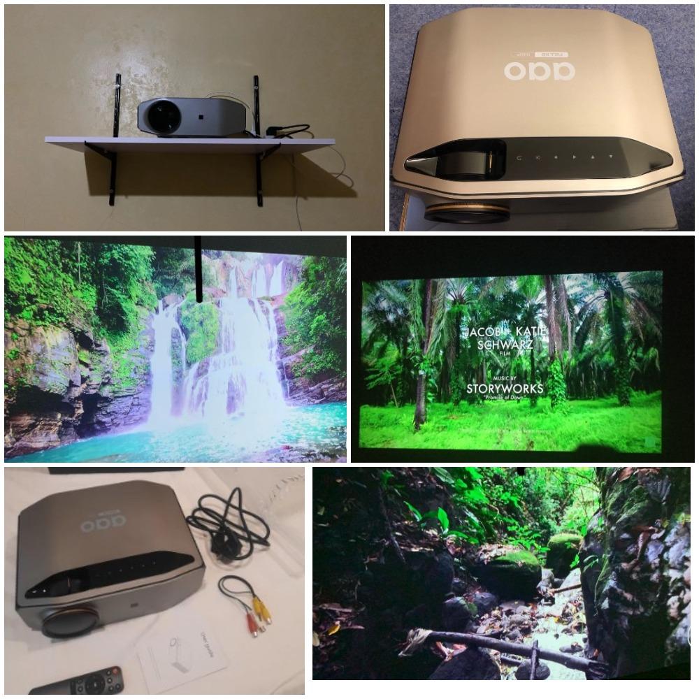 проектор YG620 LED из китая