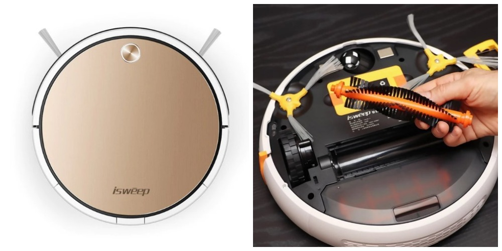 робот Isweep X3 с алиэкспресс