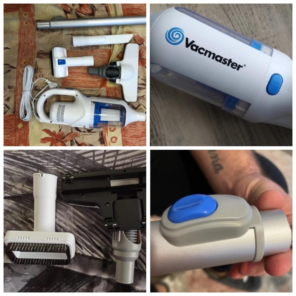 пылесос VacMasterVSJ01 с алиэкспресс